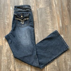 Angels cute jeans size 18